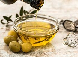 schoonmaaktips met olijfolie
