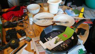 stoppen met uitsellen van opruimen