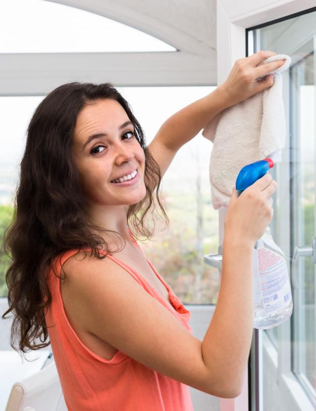 diy glasreiniger streeploos schone ramen