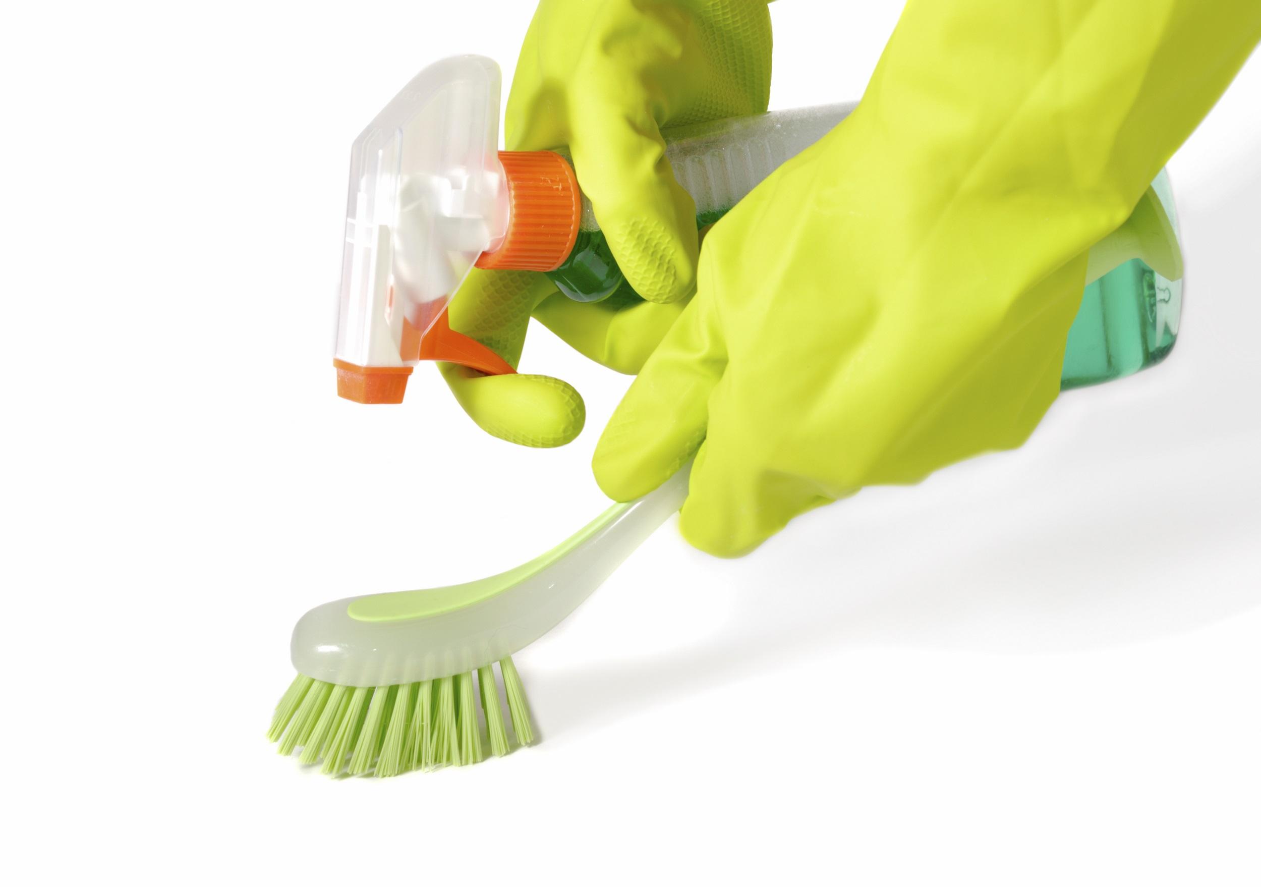 Tegels schoonmaken