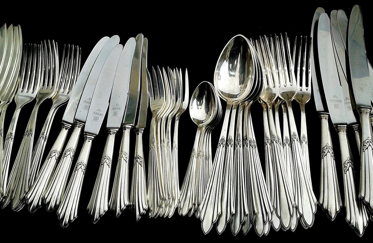 Zilver schoonmaken
