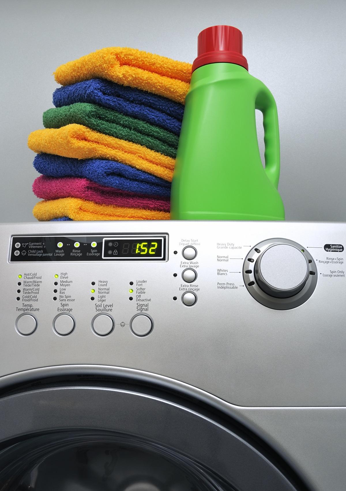 nieuwe handdoeken/badhanddoeken wassen - ikzoekeenschoonmaakster.nl