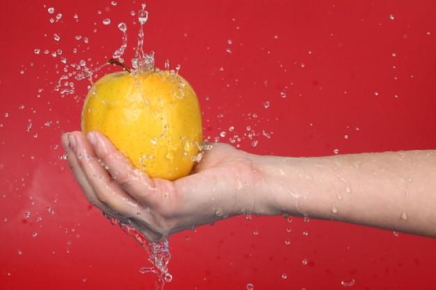schoon fruit