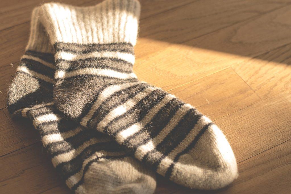 sokken verdwijnen in wasmachine