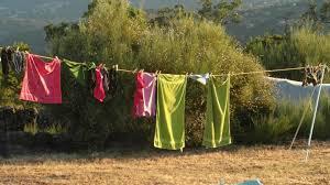 kleren wassen